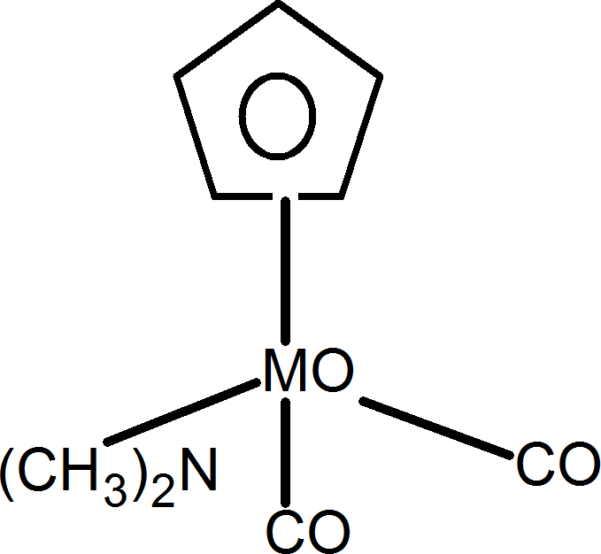 Structure of molecule given here