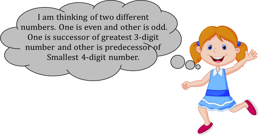 Figure shows sentences about number