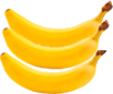This figure shows number of bananas – Choice A