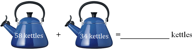 This figure shows kettles