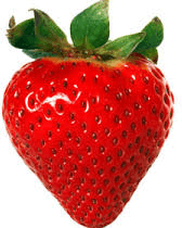 This image shows the strawberry