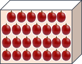 This image shows the box in many grapes