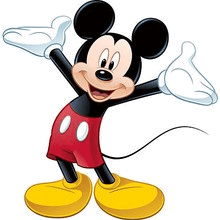This image shows the Mickey Mouse