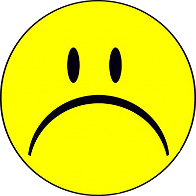This image shows the yellow face of smiley – Choice D