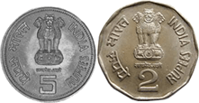 Pair of coins is given in image Choice- D