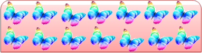 Image shows the butterfly Choice - A
