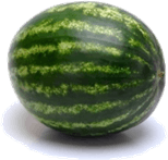 Image shows the watermelon