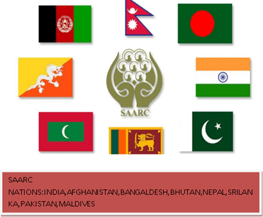 Image of the South Asian Association for Regional Cooperation