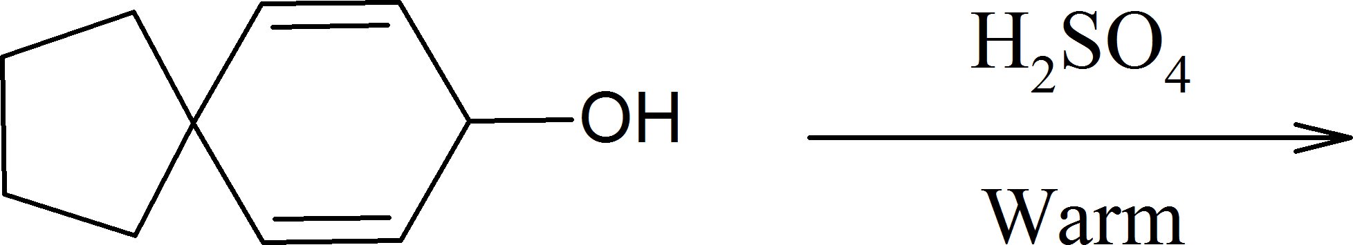 Image shows The Major Product Formed in Reaction