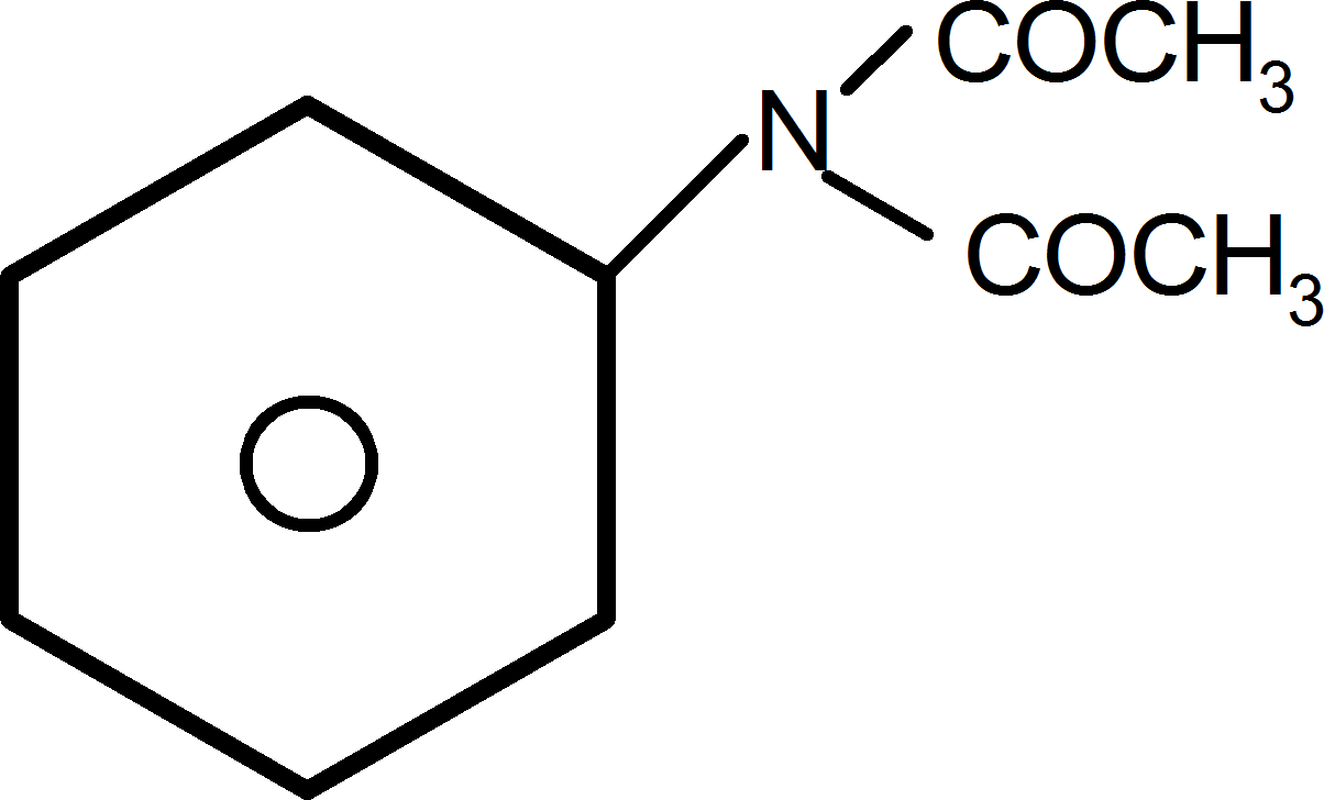 Product obtained in reaction of aniline: Choice C