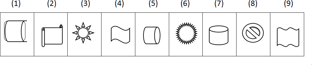 Calculate number of images and make the matrix in same image