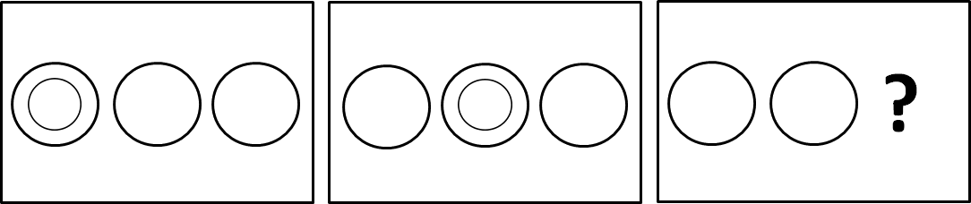 Calculate all circle and finding a missing figure