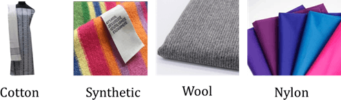 Image of Different Cloth