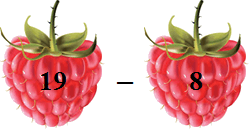 In this raspberry value minus – Choice B