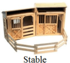 This image shows the Stable