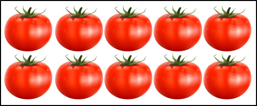 This object is tomato