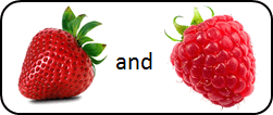 This figure shown pair of two fruits – Choice C