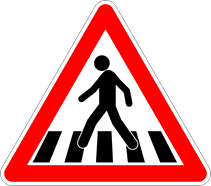 This image represents the traffic sign – Choice B