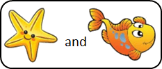 This image shown two sea animals – Choice C