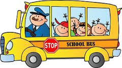 This image of school bus choice C