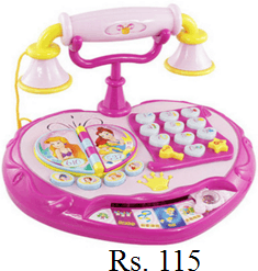 This image of toy shown with its cost – Choice C