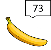 Image shows the fruit with number – Choice D