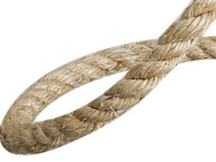 This figure is rope – Choice D