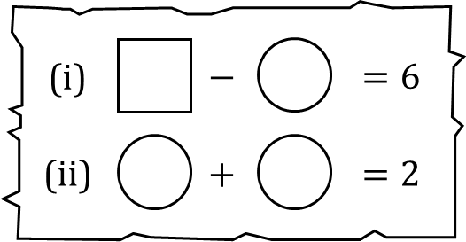 Image of two equations