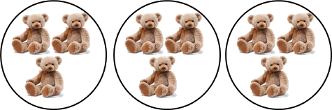 The image of teddy bear arranged by Sowmya