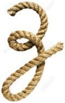 This figure is rope – Choice B