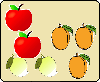 Apples, Mangoes and Oranges are given – find weight