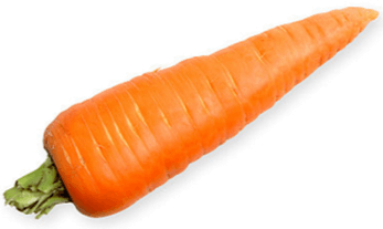 This image show the carrot