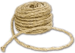 This image shows the rope – Choice B
