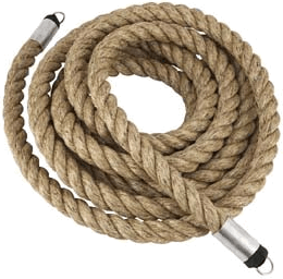 This image shows the rope – Choice A