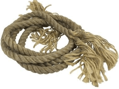 This image shows the rope – Choice D