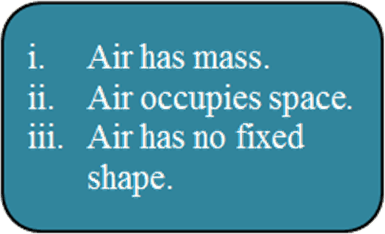This image shows the air related sentences
