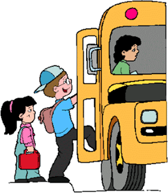 Image shows the children in the road – Choice C