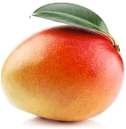Image of Mango in given image.