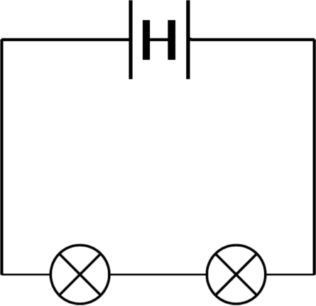 Figure showing a circuit