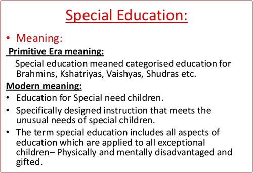 On Special Education How To Use Paper >> Nta Net Based On Nta Ugc Education Paper Ii Concept And