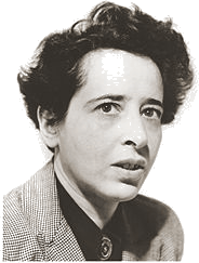 Hannah Arendt in image