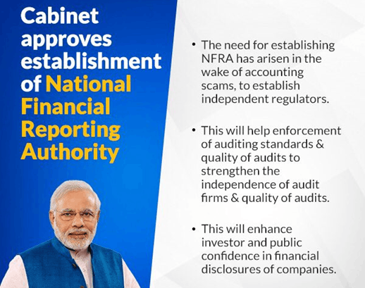 Image of National Financial Reporting Authority