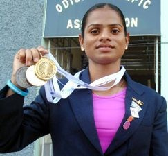 Image of Dutee Chand