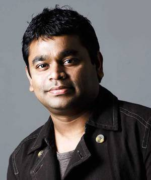 Image of A R Rahman a music composer