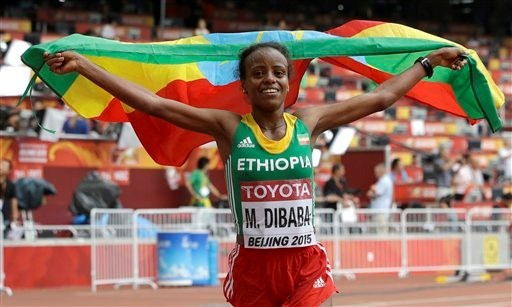 Image of Mare Dibaba