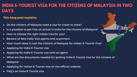 Image of Offer of e-Tourist Visa fee based on tourist footfall
