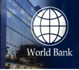 Image shows the sing of world Bank Group