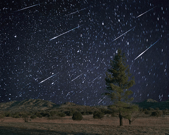 Image of Meteor Shower