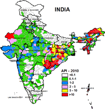 Image of Annual Parasite Incidence