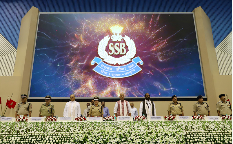 Image of Intelligence Set-up of Sashastra Seema Bal (SSB)